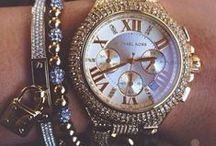 Watches and braclets