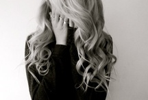 {Hair love.} / Cut, color & style inspiration.