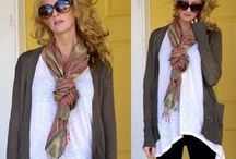 CLOTHING- outfit ideas / ideas to put together clothes in my closet / by Eleven Gables