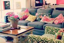 Home Sweet Home / by Katy Zaso