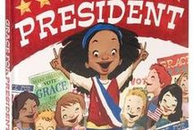 Presidents Day Reads / For Presidents' Day Weekend, why not read to your children about past presidents, first ladies, and presidential candidates? Here are some of EconKids' suggested readings to get you started!