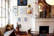 - Interiors - / A variety of spaces that inspire.
