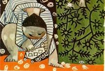 Arte y Creatividad / Obras de arte y trabajos creativos. Pintura, escultura, ilustración...