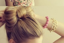 nails, hair & makeup! / by Orian Behar