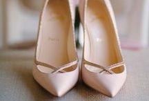 Sapatos / Não vendemos sapatos, mas podemos ajudá-la a encontrar o sapato perfeito para seu vestido ;) / by Marca Pó de Arroz