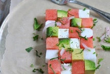 Salads and dressing! / by Orian Behar