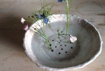 ceramic clay pottery / ceramic clay and pottery decor and for kitchen