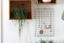 display / display ideas for markets, fairs or homes