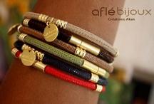 Aflé Bijoux Fine Leather Bracelets