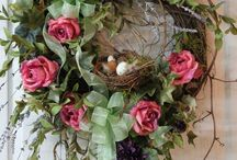 Wreath Ideas / by Lisa Heiser