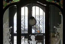 Art Nouveau / Obras de arte, Art Noveau. Joyas, muebles, arquitectura, pintura, cerámica, escultura