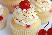 Cupcake Recipes / by Naturally Kim B