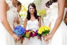 Decoração de Casamentos / Vai se casar? Selecionamos várias ideias e inspirações de decoração para a festa de casamento dos seus sonhos!
