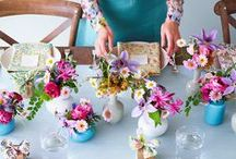 Decoração de Festas / Ideias para a decoração da sua festa! Torne esse momento ainda mais especial!