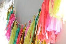 Bridal Shower - Neon