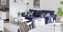 Studio/Loft/Kitnet / Os pequenos espaços também podem ser bonitos e charmosos! Inspire-se nessas ideias de decoração e otimização de pequenos espaços!