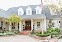 ELEVEN GABLES HOME / Eleven Gables is a home design and decor blog.