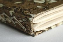 bookbinding / hand bound books and journals