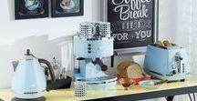 Cantinho do café / Você também é viciada em café? Então vai amar as dicas e inspirações que selecionamos para você de cantinhos do café decorados!