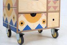 Móveis Legais / Móveis funcionais, lindos e personalizados para inspirar a decoração da sua casa!