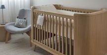 Quarto de Bebê / Inspirações para a decoração do quarto do bebê!