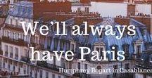 How to be Parisian?
