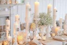 Reception Decor / Inspiration for your reception