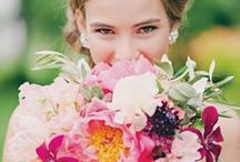 Wedding Flora / Inspiration for fabulous bouquets and floral decor