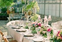 dinner party / by Marianne Lynn   The Happy Closet Blog