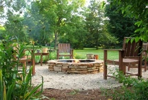 Outdoor Firepits / by Ang