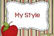 My Style / Style ideas