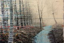 stitch : weave / inspiring work from textile artists and makers