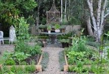 Garden and whimsy / Gardening, landscaping, and building concepts