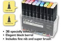 all things copic
