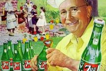 Vintage Soft Drinks / by Judy Pate
