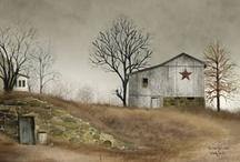 * Barn Charm * / ❥ ❥ Love Barns and There Charm ❥ ❥ / by Gail Macke