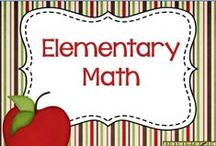 Elementary Math / This board features tips, strategies, and resources for teaching elementary math.