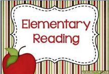 Elementary Reading / This board features tips, strategies, and resources for teaching elementary reading.  / by Kelly Malloy