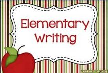 Elementary Writing / This board features tips, strategies, and resources for teaching elementary writing.