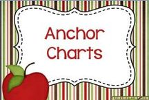 Anchor Charts / Are you looking for anchor chart inspiration?  Then this board is for you! Filled with tons of amazing anchor charts to cement your students' learning!