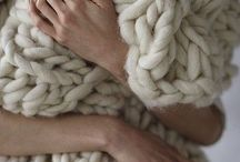 knit : crochet / patterns, ideas and inspiration / by kate lyden