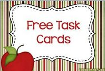 Free Task Cards / Free Task Cards
