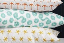 Textiles / Lovely textiles for your home.