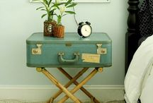 Vintage and upcycling - second live / We love vintage and great up cycling ideas! So when we find them we'll collect them here.