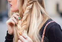 Hair, Beauty & Accessories / by Serena Wright