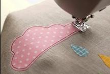 Sew/crochet / by Barbara Hester