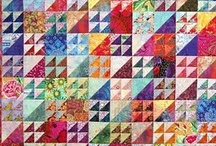 Quilts / by Cathy Vincent