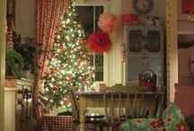 Christmas Country Kitchens / by Judy Pate