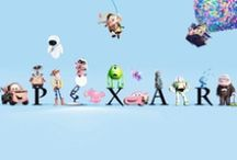 Pixar / The funniest animated films in existence, and some of the saddest as well... / by Shekinah Kifer