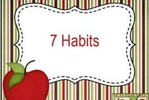7 Habits / Resources and ideas for implementing the 7 Habits in Your Classroom